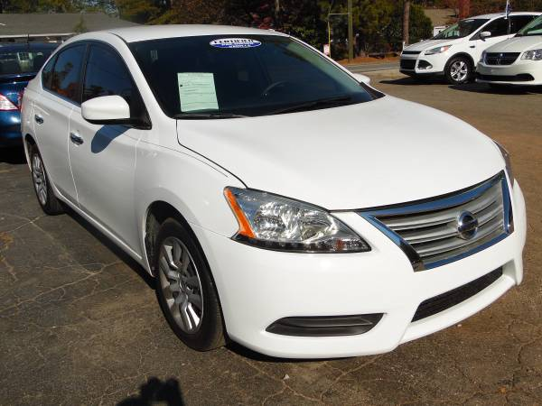 !!2015 NISSAN SENTRA!! CALL DONNA TODAY TO APPLY