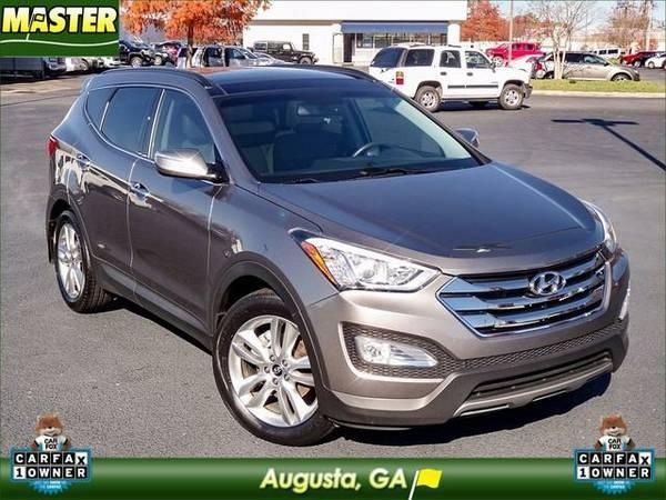 2014 *Hyundai SANTA FE SPORT* - (Mineral Gray)
