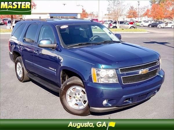 2007 *Chevrolet TAHOE* LT - (Blue)