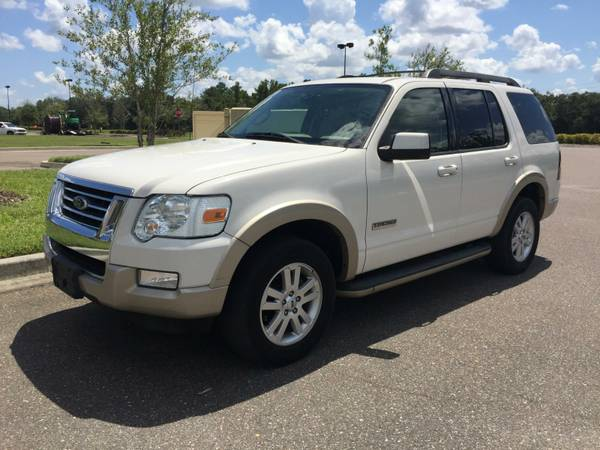 Used SUV 2008 Ford Explorer EB