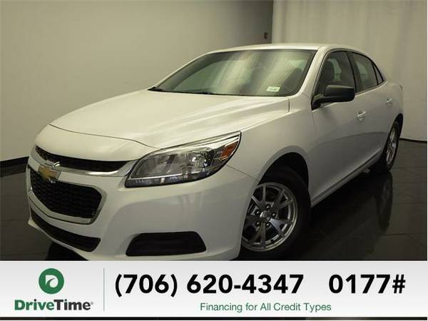 2014 *Chevrolet Malibu* - LOW DOWN-PAYMENT