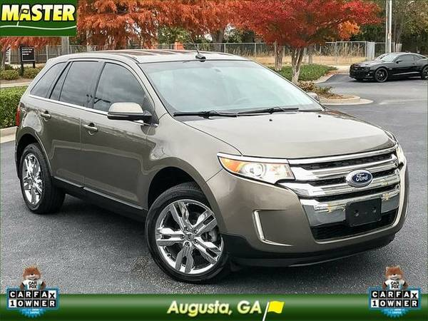 2013 *Ford EDGE* LIMITED - (Mineral Gray Metallic)