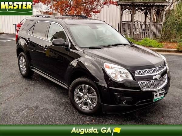 2012 *Chevrolet EQUINOX* LT W/1LT - (Black)