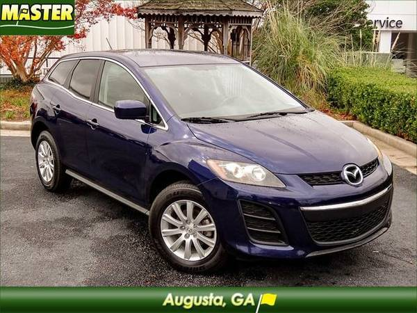 2010 *Mazda CX-7* SPORT - (DARK BLUE)