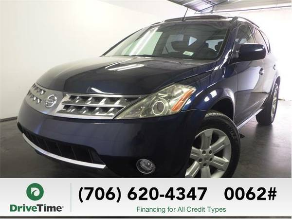 2007 *Nissan Murano* - LOW DOWN-PAYMENT