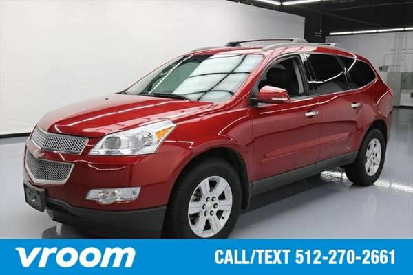 2012 Chevrolet Traverse 1LT 7 DAY RETURN / 3000 CARS IN STOCK