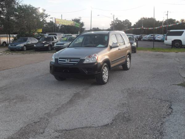 2006 Honda CR-V EX 2WD HOLIDAY SPECIAL!