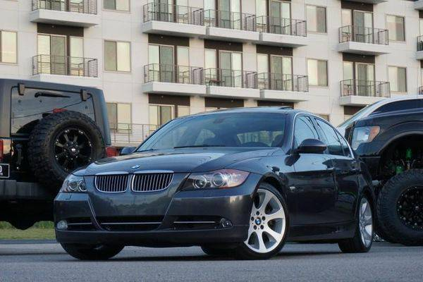 2007 *BMW* *3* *Series* 335i 4dr Sedan