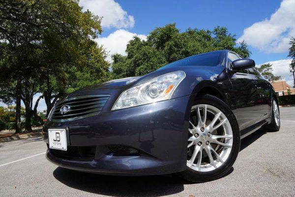 2008 *Infiniti* *G35* Sport Package w/ 6 Speed Manual