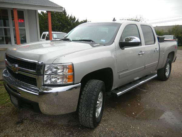 JUST ARRIVED 08 CHEVY2500LTZ DURAMAX