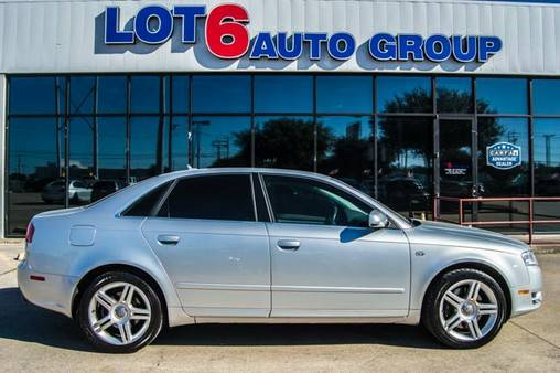 2007 Audi A4 2.0T ONE OWNER LOT 6 AUTO GROUP