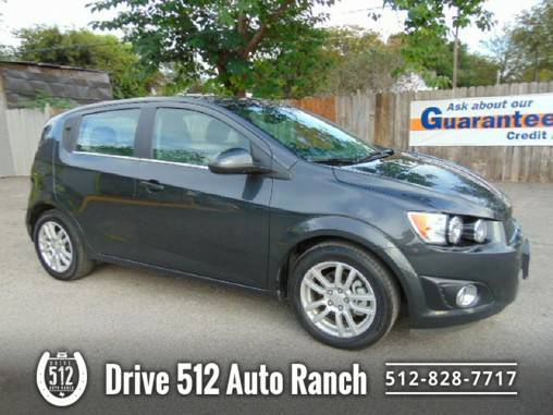 2014 Chevrolet Sonic LT...100% Credit Approval!!