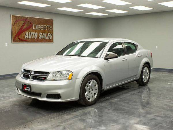 2012 *Dodge* *Avenger* SE FAST APPROVAL AND IN HOUSE FINANCING