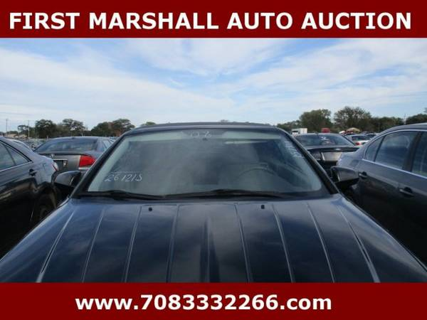 2008 Chrysler Sebring LX - First Marshall Auto Auction