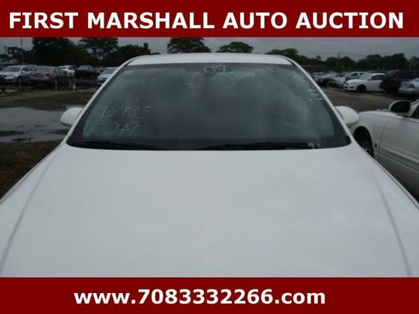 2009 Chevrolet Impala LS - First Marshall Auto Auction