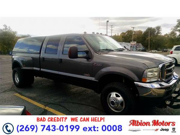 2004 *Ford F-350* - Ford Gray