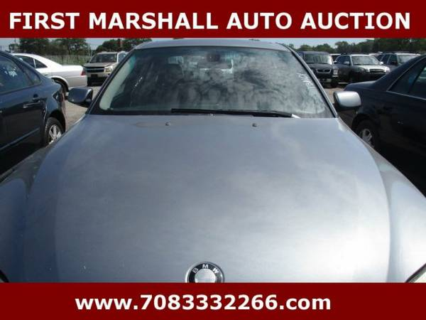 2004 BMW 5 Series 525i - First Marshall Auto Auction