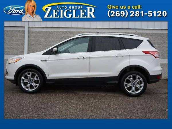 2014 Ford Escape Titanium SUV Escape Ford