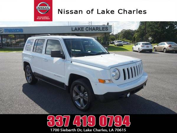 *2014* *Jeep Patriot* ** *Bright White Clearcoat*