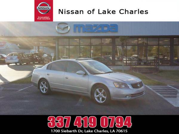 *2005* *Nissan Altima* ** *Sheer Silver Metallic*