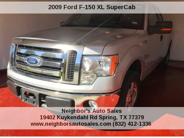 2009 Ford F-150 2WD SuperCab 133 XLT *Hablamos español!*
