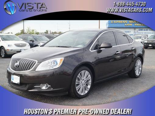 2013 Buick Verano $1399 DWN.. ONLY 4K MILES!! COME GET APPROVED!!