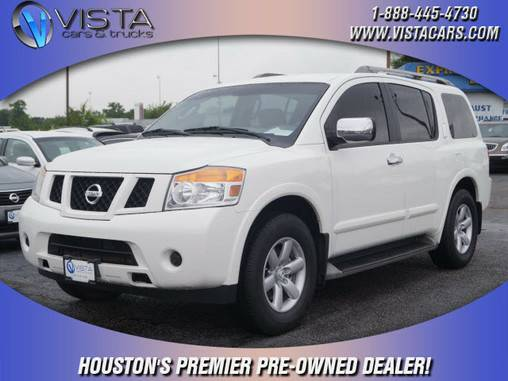 $1299 Dn Pymt 2011 Nissan Armada BUY HERE PAY HERE IN HOUSE FINANCING
