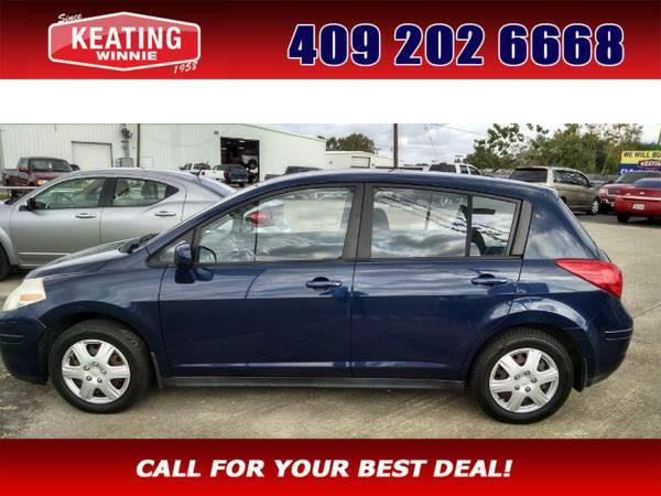 *2007* *Nissan Versa* *1.8 S* Blue