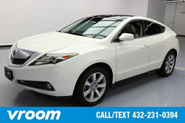 2010 Acura ZDX 7 DAY RETURN / 3000 CARS IN STOCK