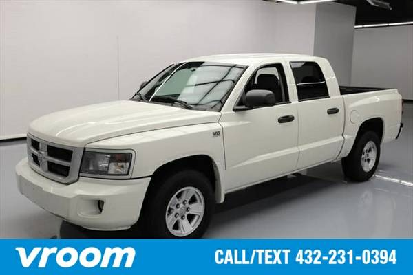2009 Dodge Dakota Bighorn/Lonestar 7 DAY RETURN / 3000 CARS IN STOCK