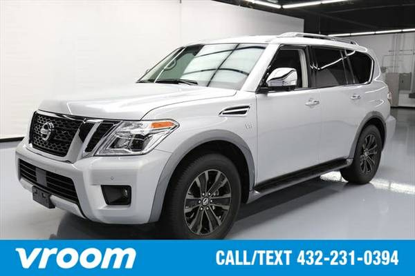 2017 Nissan Armada 7 DAY RETURN / 3000 CARS IN STOCK