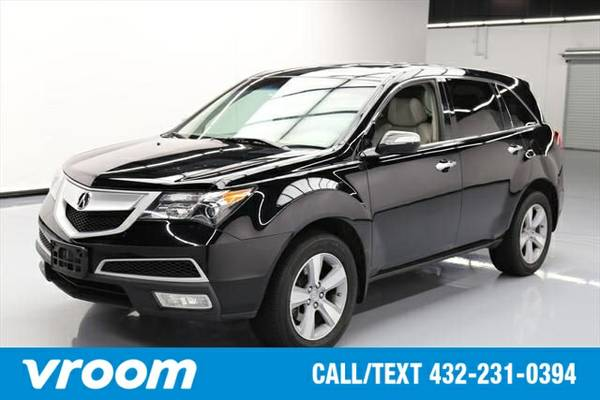 2011 Acura MDX 3.7L Technology Package 7 DAY RETURN / 3000 CARS IN STO
