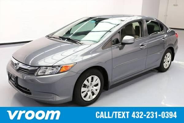 2012 Honda Civic LX 7 DAY RETURN / 3000 CARS IN STOCK