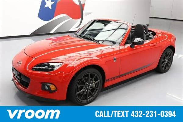 2013 Mazda MX-5 Miata Club 7 DAY RETURN / 3000 CARS IN STOCK