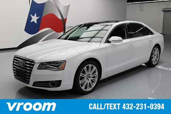 2014 Audi A8 L 3.0 TDI 7 DAY RETURN / 3000 CARS IN STOCK