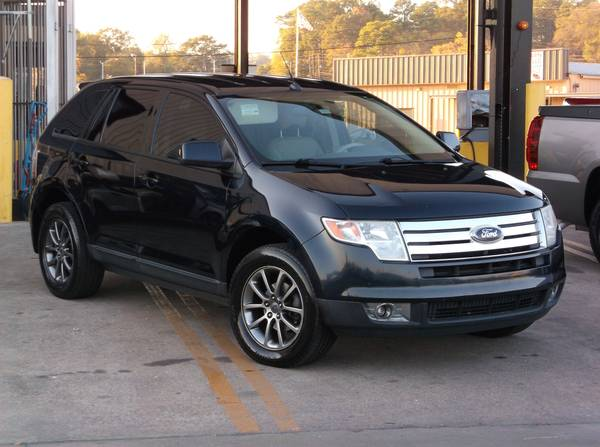 2008 Ford Edge SEL. SUPER CLEAN! *WHOLESALE TO THE PUBLIC*