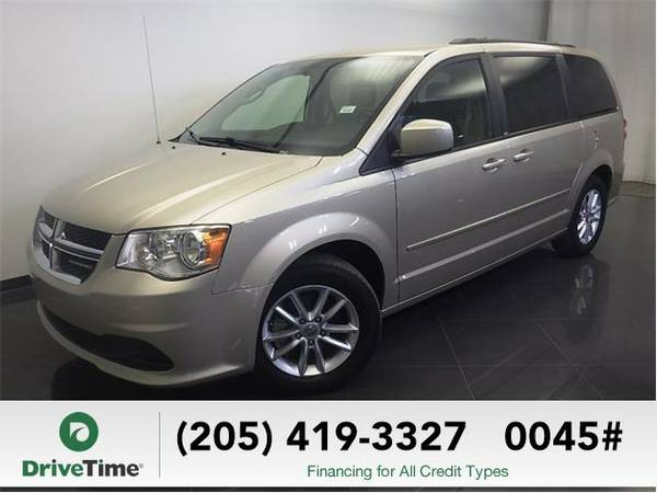 2014 *Dodge Grand Caravan* SXT - WE CAN GET YOU FINANCED!