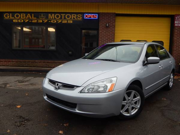 2003 HONDA ACCORD EX-L ONE OWNER