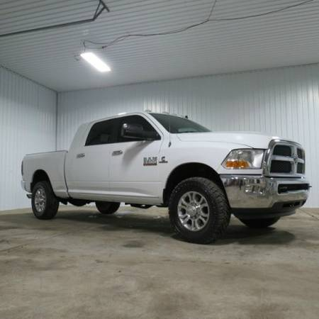 2013 Ram Mega Cab 2500 Cummins Diesel _ Texas Truck _ 4x4 _ Room for 6