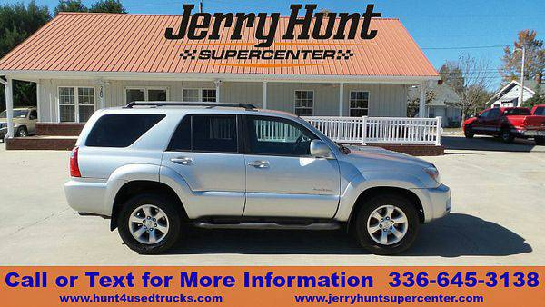 2006 *Toyota* *4Runner* *2WD* 4d Wagon Sport (V8) -Get Pre-Approved In