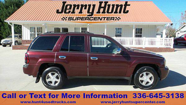 2006 *Chevrolet* *Trailblazer* *2WD* 4d Wagon LS -Get Pre-Approved Ins