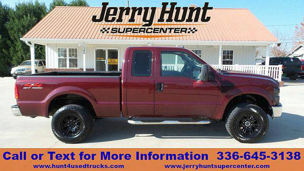 2008 *Ford* *F250* *4WD* Supercab XL -Get Pre-Approved Instantly