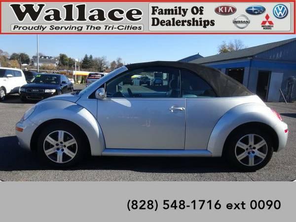 2006 *Volkswagen New Beetle* 2.5 (Silver)