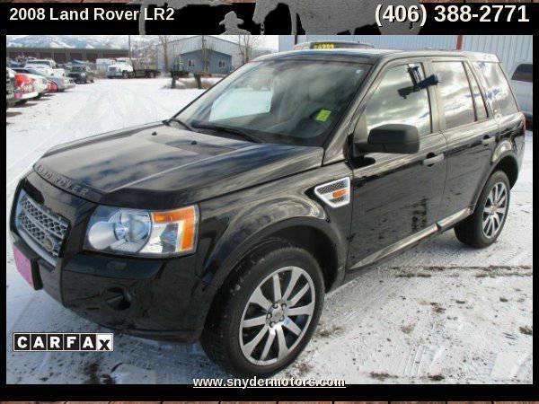 2008 Land Rover LR2 HSE AWD, ONLY 93K,CLEAN!LOADED
