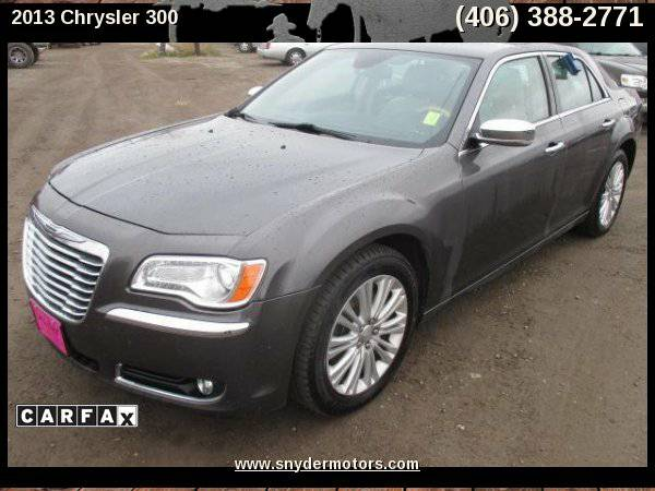 2013 Chrysler 300 C AWD, 1 OWNER,5.7 HEMI,NAV/LEATHER