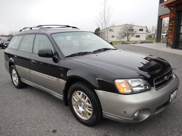 2001 Subaru Outback Wagon LL Bean AWD