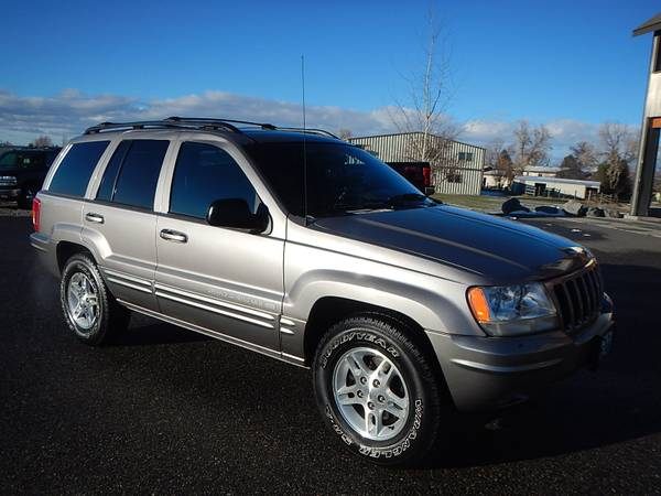 1999 Jeep Grand Cherokee Limited 4x4