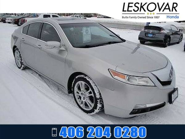 *2011* *Acura TL* *4dr Car Tech* *Palladium Metallic*