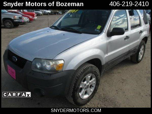 2005 Ford Escape XLT AWD 4dr SUV Easy Financing