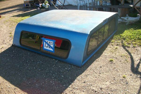 $30 chevrolet dodge ford truck topper camper shell for sale or trade ?